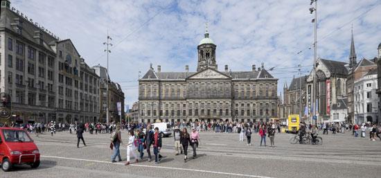 De Dam In Amsterdam Amsterdam Nu