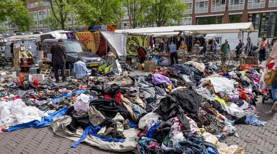 Amsterdam_Waterlooplein-markt
