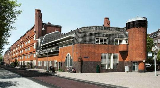 Amsterdam_gaudi-museum het schip
