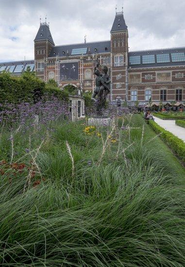 Amsterdam_rijksmuseum-tuin