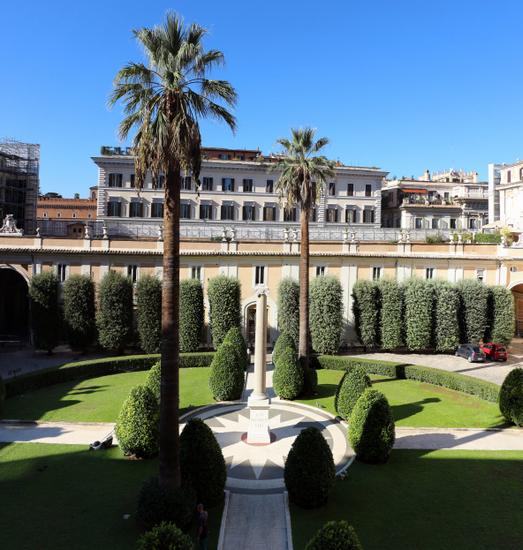 Rome_Palazzo_colonna_giardino