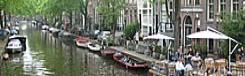 terrasje Amsterdam