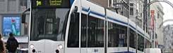 openbaar vervoer amsterdam