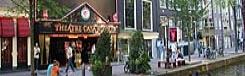 rosse buurt in Amsterdam