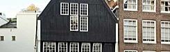 houten huis begijnhof