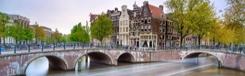 Bezienswaardigheden en monumenten in Amsterdam