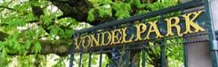 Vondelpark, het mooiste park van Amsterdam