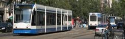 Openbaar vervoer in Amsterdam