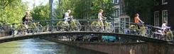 Fietstours en wandeltours door Amsterdam