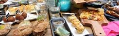 Lekker eten in de Foodhallen